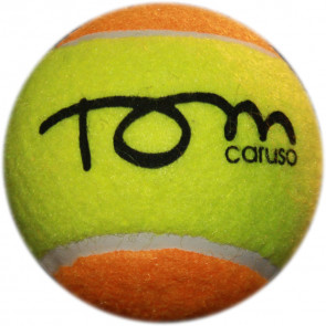 Paquet de Balles Tom Caruso ITF approved 3pz.