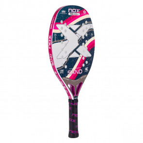Raquette de Beach Tennis Nox SAND PURPLE 2021